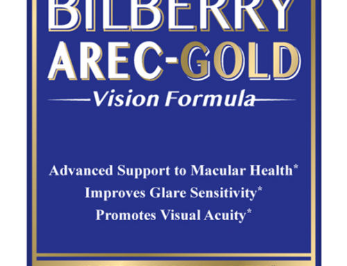 Bilberry AREC-Gold Vision Formula